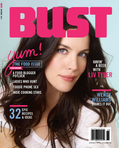 Five Reasons You Should Buy The New Issue Of Bust The