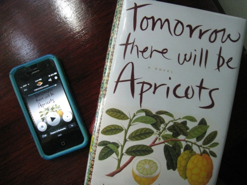 June 11 book club: Tomorrow There Will be Apricots