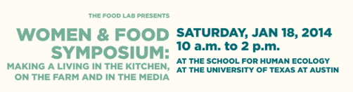 women and food symposium